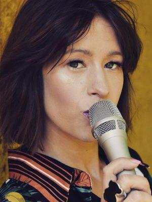 Joanna Dolata śpiew
