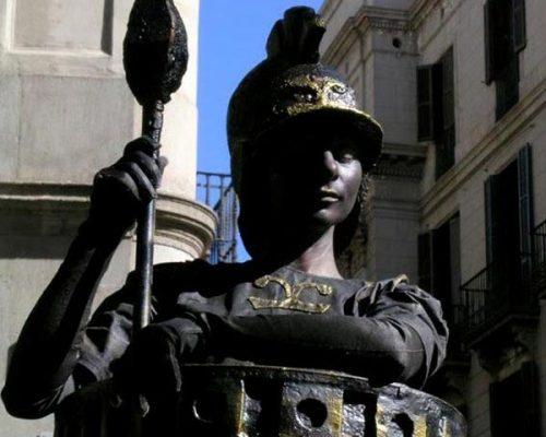 greckie popiersie