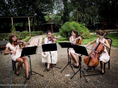 kwartet smyczkowy na ślub