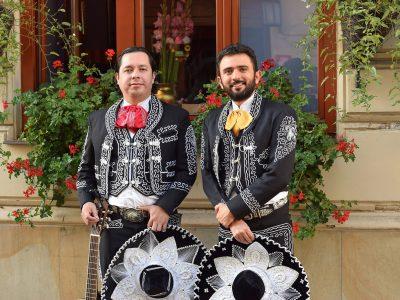 meksyk zespół mariachi