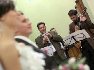 obój na ślub