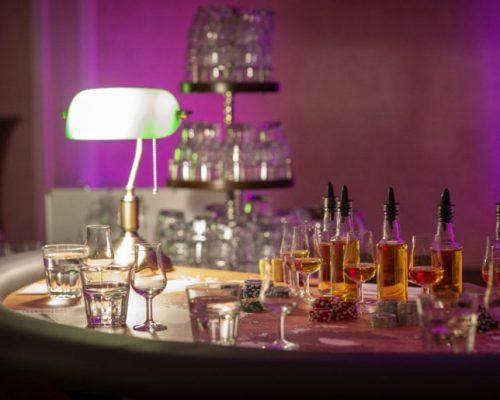 whisky wine casino